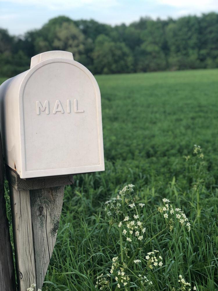 Smycka din brevlåda