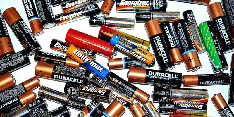 Använd batterierna på rätt sätt